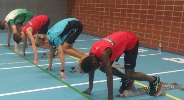 Goede Prestaties In Utrecht Voor Horror Atleten